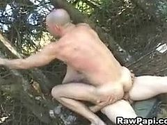 Hot Latin On Sexy Gay Hardcore Bareback.Sexiest movie of Latino gays in hardcore anal fucking with sucking and creampies in the end. See them sucking and fucking each other. Skin to skin latin anal fucking action and dripping of sperm from one another.