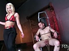 Anikka Albrite - Sexual Interrogation