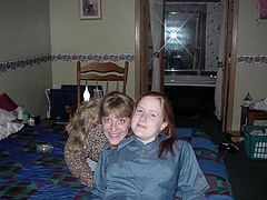 not mother daughter photo comp