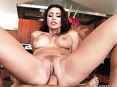 Tattoos Monique Alexander with gigantic tits and trimmed twat just needs her overwhelming sexual desire to be fulfilled badly