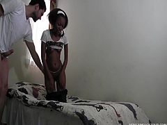 Do you like watching black pussy getting fucked by a white dick? Well, come and get it at the best place. Watch African Fuck Tour. Real African girls getting picked up, seduced and fucked hardcore in front of camera. Nothing beats authentic and genuine black chicks!