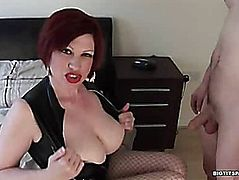 Trudi Stephens Is A Excited mother I'd like to fuck Who Receives Drilled Hard On The