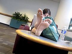 Candid Bare Library Soles