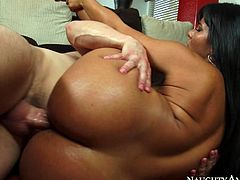We have to admit, we would gladly help out a neglected Latina housewife, to cure her sexual frustrations. How could we ignore their pleas for big dicks. Especially, if they are hot as Rose Monroe. Latina with great tits and big ass for the taking. Aren't we such a nice fellas for helping them out?!