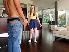 Visit official Paper Street Network's HomepageCute teen with petite forms, gets huge inches of dick to blast her tiny pussy big time, all in a series of never ending POV hardcore home scenes