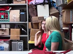 ShopLyfter - Milf & Daughter Fucked For Stealing