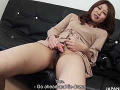 She has a hot time as she is rubbing her soaking wet pussy and she is getting really close to her orgasm. The babe is near and the orgasm is about to happen.