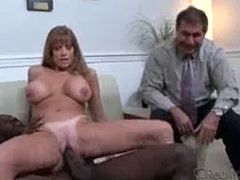 husband forced to watch wife with another man by his wife