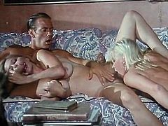 Moana Pozzi Threesome with Rocco - Offerta indecente (1994)