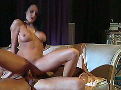 Alektra Blue gets filmed having her pussy licked. We get to see her snatch close up as she gets a tongue in it and also gets her boyfriends large cock. She is so hot.