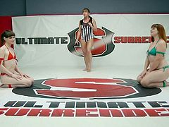 Barbary Rose versus TS Natalie Mars in the Ultimate Sex Figh