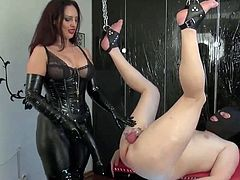 One of my dreams, assfucked by Mistress Ezada Sinn