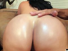 Destiny just got back from her little workout session, and shes turned on by all the attention her big tits and bodacious booty scores her. Her vato better make her cum, feeling up all her curves and smacking her ass, because theres always another homey wholl work harder to satisfy Destinys always wet and ready pussy.