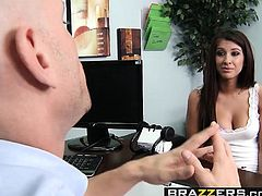 Brazzers - Teens Like It Big - Karina White J