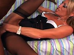 Hot Chelsea Gets Some BBC