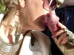 Mom In Thighboots Fucks and Sucks.