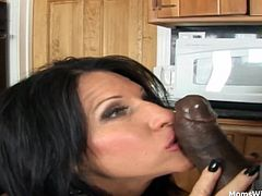 Sexy mature Kendra Secrets secretly fucking a BBC plumber. This dude has no idea that he will be doing some hardcore plumping into this hot milf's pussy rather than the actual pipes.