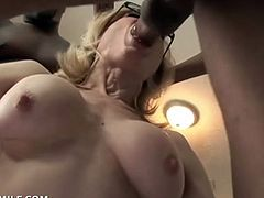 Nina Hartley Interracial -2 Big Black Cocks Fuck White Granny