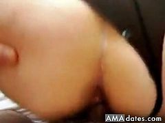 Great POV with a amateur couple fucking the doggy style position. When she bends over his cock can even go deeper inside her pussy.