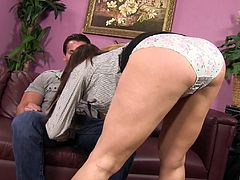 Fucking the appealing attorney of his ex wife Alexa Nicole