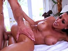 Brazzers - Dirty Masseur - Rachel Starr Sean