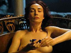 Carice Van Houten - Game Of Thrones (S04E07)