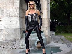Girls in leather 58