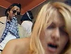 kidnappers gangbang abuse russian blonde