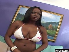 This clip is a must see for all you Jada Fire fans out there and if you werent a fan before, you are sure to be one after watching this hardcore scene.This hot black fuck doll loves to gag on cock and have her asshole split by generous helpings of hard driving dick.