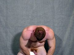 Redhead Muscle Man Solo