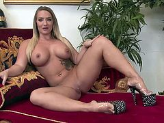 Chastity Lynne likes to get slammed