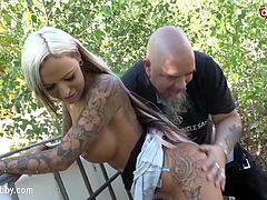 There are two ways of dealing with community service for being a bad girl. You can work your way out of it or fuck your way right through it. Enjoy!