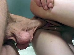 Kelly Wells anal throbbed hardcore till getting facial cumshot