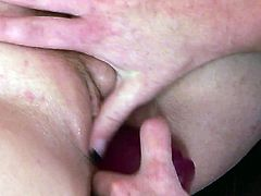 lesbian squirters Ginger Blaze and Kasey Weathers