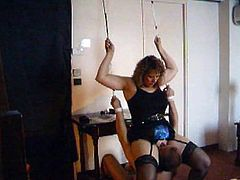 Iris Von Hayden Sit and Swing Part 02