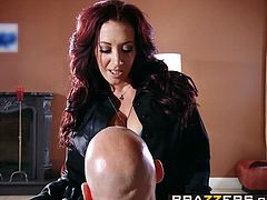 Brazzers   Big Tits In Uniform   Jayden Jaymes Jenna Presley Johnny Sins   Enhanced Interrogation