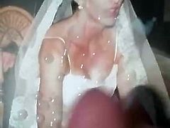 Best wedding dress tube porn movies page ardent cunt