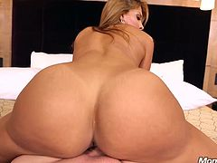 Perfect Latina Milf Mercedes Carrera Fucks Your Cock POV