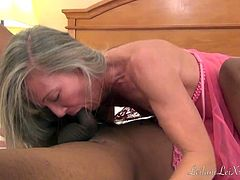 Milf Leilani Lei Visits with her BBC Lover Don Prince