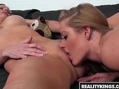 RealityKings - Milf Next Door - Brianna Ray Holly Heart - Se