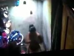 secretly recording bathing of friends mother