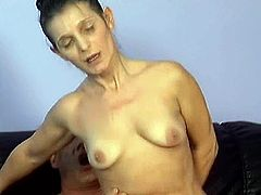 Alluring angel tight asshole smashed hardcore in close up