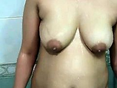 Bangla desi Mom nude front