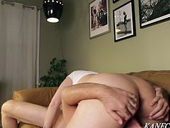 69 Handjob w/ Kimberly Kane and Boyfriend