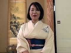 Japanese Grandmother 1