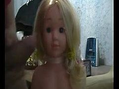 Plays with  my dolls 6