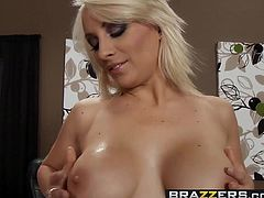 Brazzers - Big Tits at Work - Lexi Swallow and Keiran Lee -