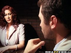 Brazzers - Mommy Got Boobs - Tiffany Mynx and James Deen - D