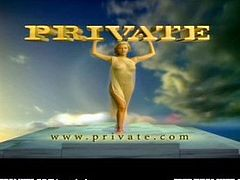 Private's Vintage Classic The Collector's Teaser, full Hairy Pussy glory