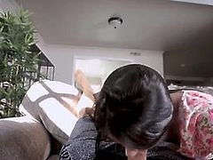 Stepsister Katya Rodriguez fucked by her brother